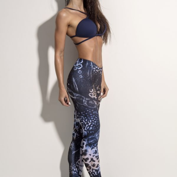 PANTHER ANIMAL PRINT LEGGINGS: CAL1113