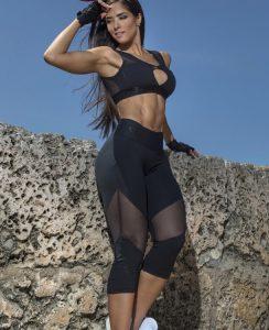 Gym Blackout leggins